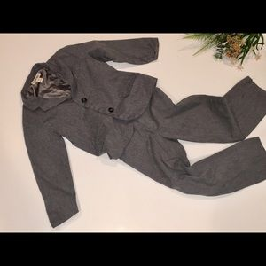Boys Charcoal Gray 5T Suit